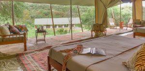 3 Days Kenya Tented Camp Safari Masai Mara – Entumoto Safari Camp