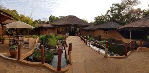 5 Days Lodge Safari Masai Mara Game Reserve and Amboseli National Park