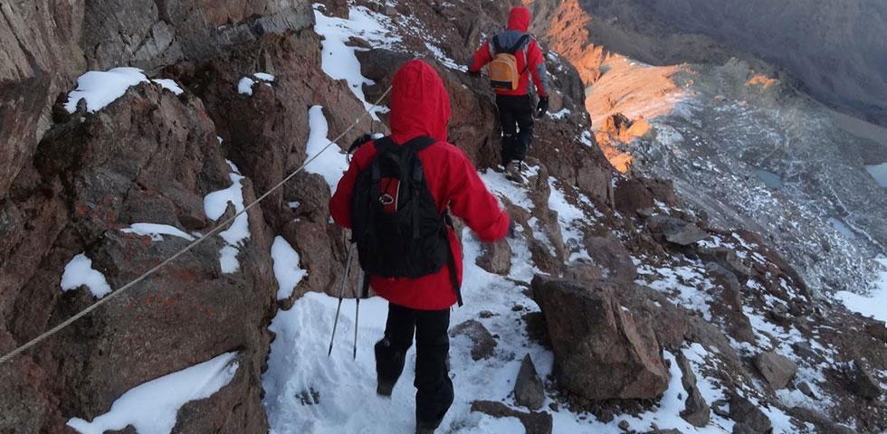 Mount Kenya Adventure/ Mount Kenya Climbing/Naro Moru Route