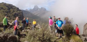 6 Days Mount Kenya Adventure / Hiking Sirimon Route Down Chogoria.