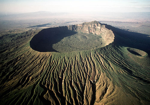 Day trip to Mt. Longonot National Park.