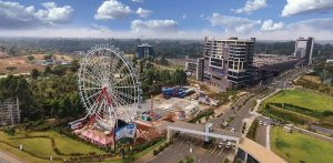 Garden City Mall, Rosslyn Riviera Mall, Two Rivers Mall and Sarit Center – 4hrs