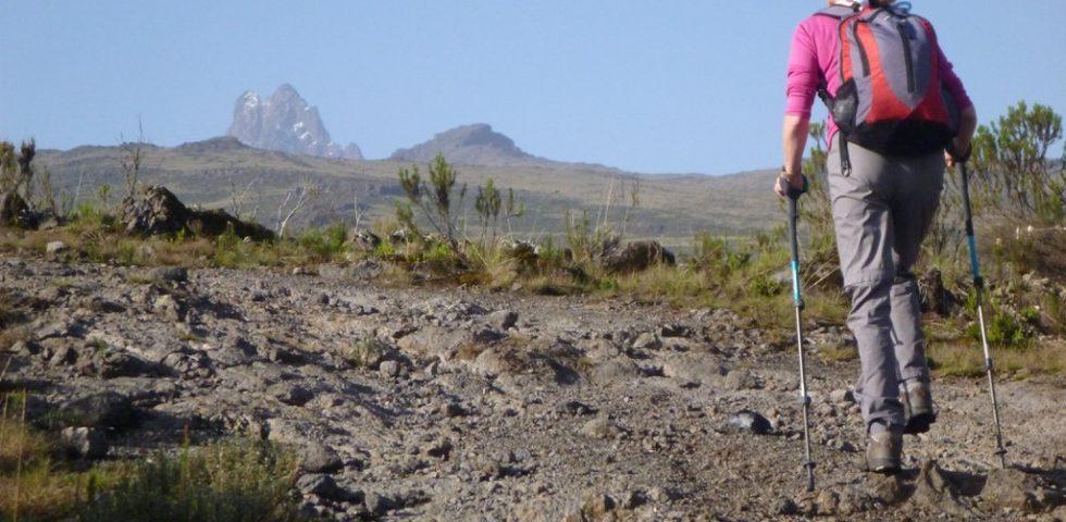 Mount Kenya Hiking Adventure