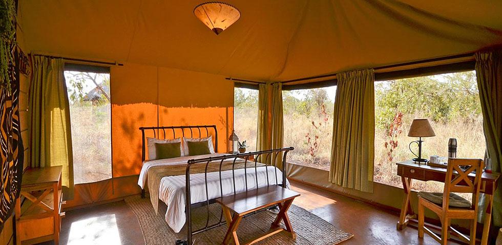 Meru National Park Safari/ Meru National Park/ Ikweta Safari Camp/ Kenya Safari Package/Kenya Luxury Safari