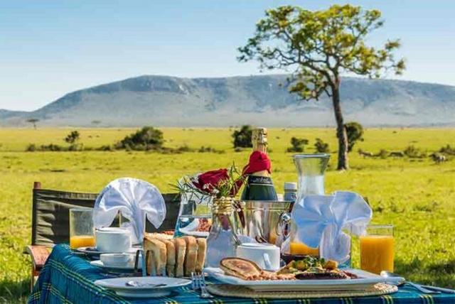 Masai Mara Lemek Conservancy