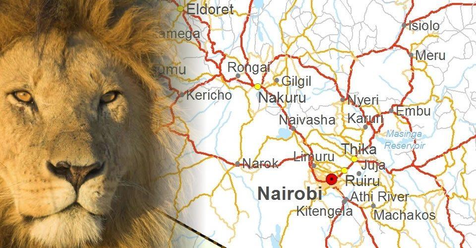 Great Destinations Kenya Safari